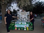 Cal Epsilon Chapter attends the Animal Science Welcome Back BBQ