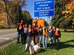 Cornell Chapter: Adopt-A-Highway