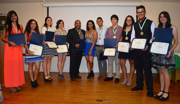 Puerto Rico Chapter Honor Student Recognition