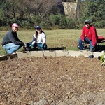 NC Chapter Helps to Restore Local Garden after Hurricane Matthew