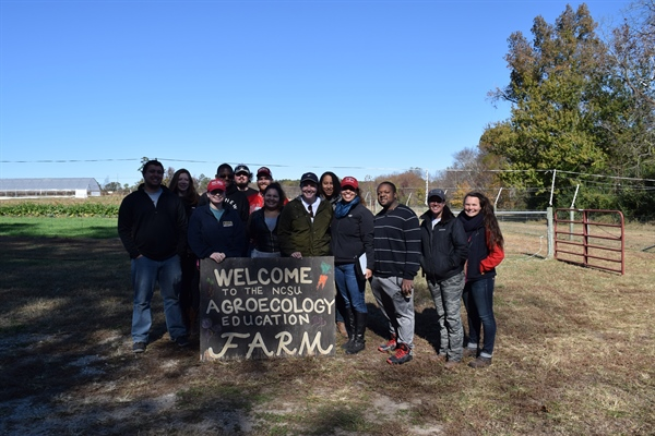NC Chapter Agroecology Farm Tour
