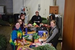 NC Chapter Needy Family Service Event