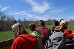 NC chapter visits The Hill of Berries Farm