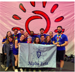 Cook Chapter participated in Rutgers University Dance Marathon
