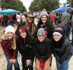 NC Chapter Holds the Alumni Tailgate