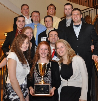 Cornell Wins 2011 Founder's Cup